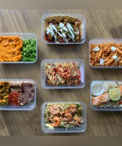 Tuesday Meal Prep
